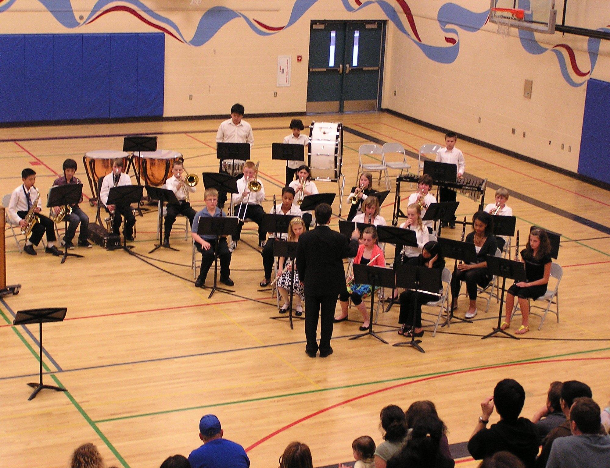 Elementary School Spring Band Concert in Bothell « Glenn's ...