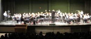 Symphonic Band, Hamilton International Middle School, Seattle