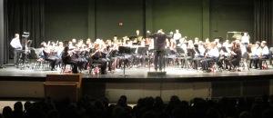 Symphonic Band, Hamilton International Middle School, Seattle