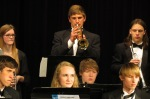 First trumpet soloist, Woodinville Jazz II