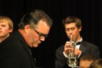 Eric Lucas, Director of Instrumental Music, Woodinville Jazz Ensemble
