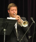 Trumpet soloist, Bothell Jazz Ensemble