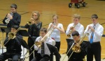 Trumpet Section, Jazz Band