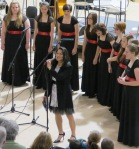 Jazz Choir, Lehua Pischke, Conductor