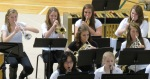 The Four Trumpeters, Concert Band