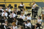5 of 7 trumpeters, Symphonic Band
