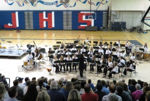 Symphonic Band, Juanita High School