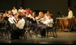 Trumpet Section (9), Concert Band