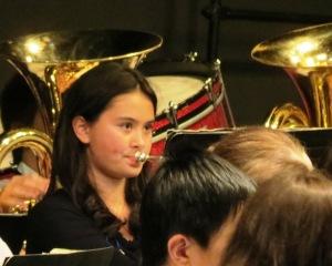 Trumpet Soloist, Symphonic Band, HIMS