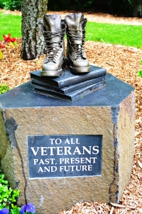 Veterans Monument, Edmonds Community College