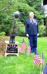 Martin H. Spani, Commander, VFW Post 1040, Lynnwood, WA