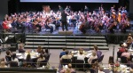 "Ted Christensen conducts IHS Orchestra, ""West Side Story"""