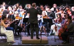 "Jim Rice, IHS Orchestra Director, conducts ""Fiddler's Fury"""