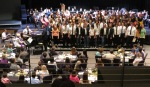 "IHS Combined Choirs sing ""Jump"""