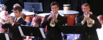 "Daniel Briggs, Paul-Henry Flynn, and Chris Dymek play ""Buglers Holiday"" by Leroy Anderson"