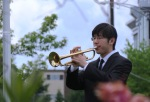 Robert, trumpeter, Inglemoor High School, Kenmore