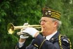 Glenn Ledbetter, VFW 1040 Post Bugler