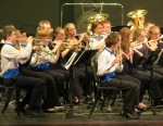 Trumpeters (8) in HIMS Symphonic Band
