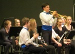 Trumpet soloist