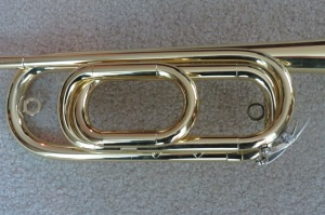Bugle with G Tuning Slide