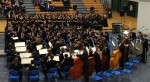 Ted Christensen conducts IHS String Orchestra