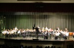 HIMS Concert Band, Dan Rowe, Director