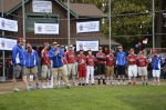 2014  Washington District 1 and Northwest Little League Champions - Robley Corsi, NW Regional Coach of the Year