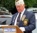Martin Spani, USMC (Ret.), Master of Ceremonies