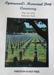 X-Memorial Day plus 207