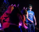 "Michael Wilson sings ""Twas the Night Before Christmas,"" Rap Style"