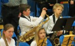 Tenor Saxophonist from Canyon Creek Elementary School