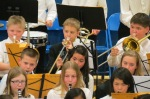 Trombonist from Crystal Springs Elementary School