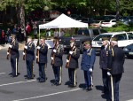 VFW Post 1040 Honor Guard, Lynnwood. Photo by Gary Walderman.