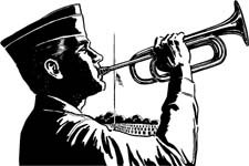 Bugler[1] clip art