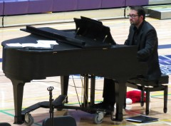 Nick Tagab, Accompanist and Vocal Instructor