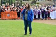 DSC_0775[1] - Nikki Glaros of Edmonds, singing the National Anthem