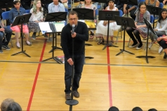 Matt Simmons, Woodwinds Instructor