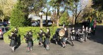 NW Junior Pipe Band