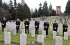 Honor Guard, VFW Post 1040, Lynnwood, WA