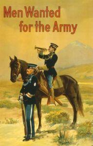 wwi-us-army-recruitment-poster-horse-cavalry-bugler-bugle-vintage-print-764-4530b52534f77cff9723cf1f5c896a02