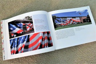 Flags Across America, 3-D paintings on buildings in Delaware, Maryland and Virginia by Scott LoBaido (pp. 44-45)