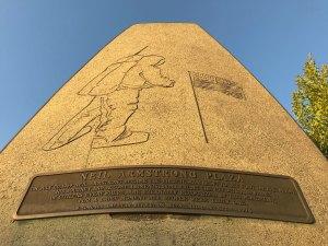Apollo 11 Monument, Edmonds, by Feliks Banel