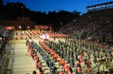 The Massed Military Bands and Massed Pipes and Drums