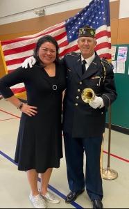 Jane Lin & Glenn Ledbetter, CSES, 11-8-'19