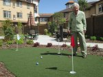 golf – puttingpractice