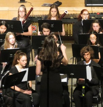 Elizabeth Hurd, Conductor, Symphonic Band